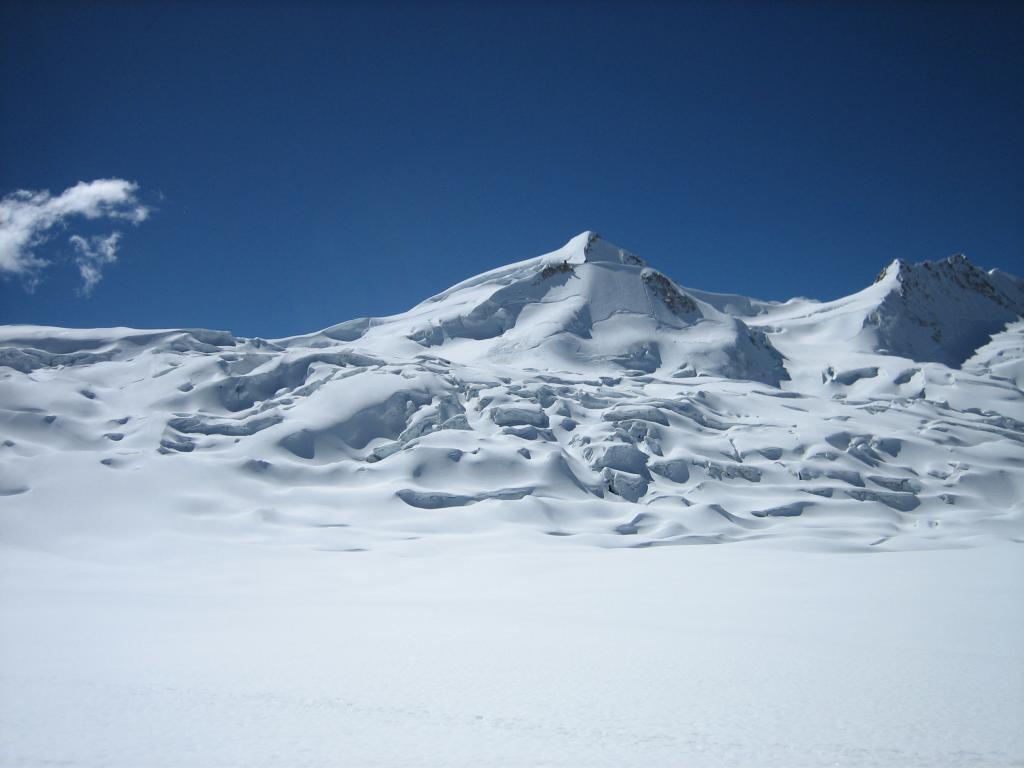 Esquí de montaña en Bolivia