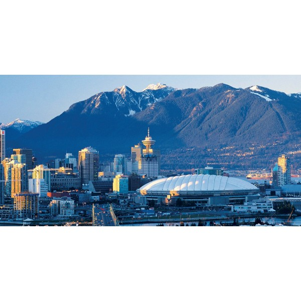 Montañas Vancouver
