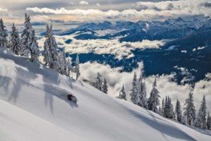 Esqui en Canada con Himal