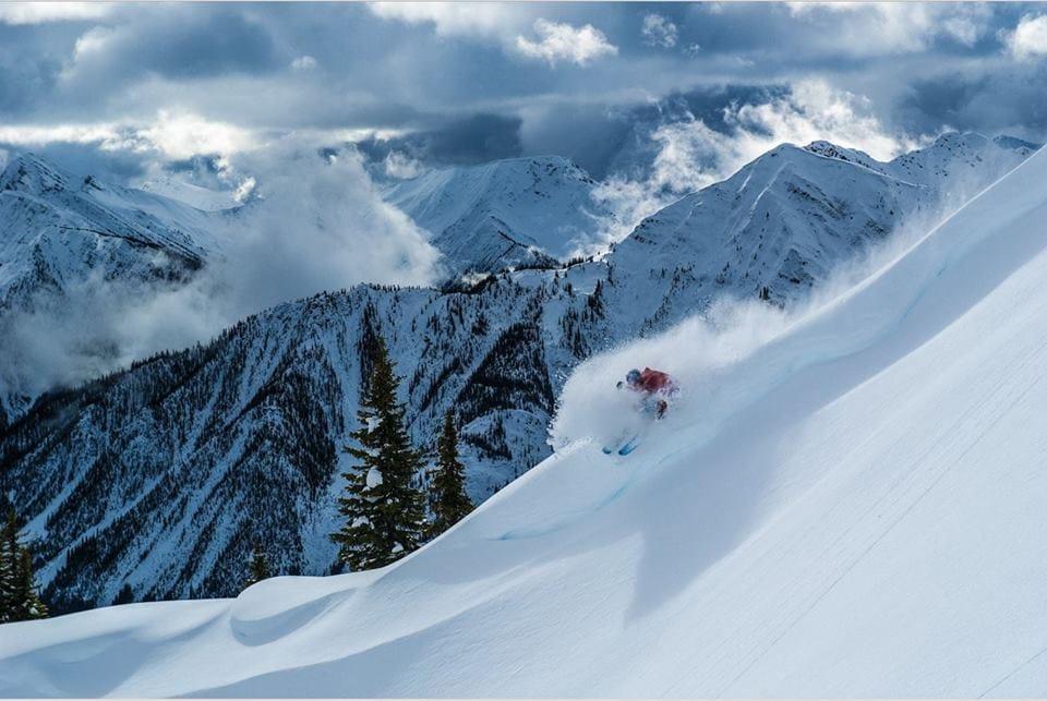 Esqui en Canadá