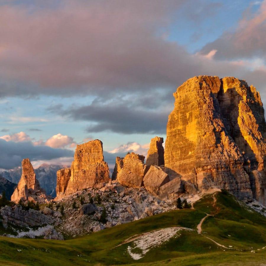 Viaje Dolomitas con Himal