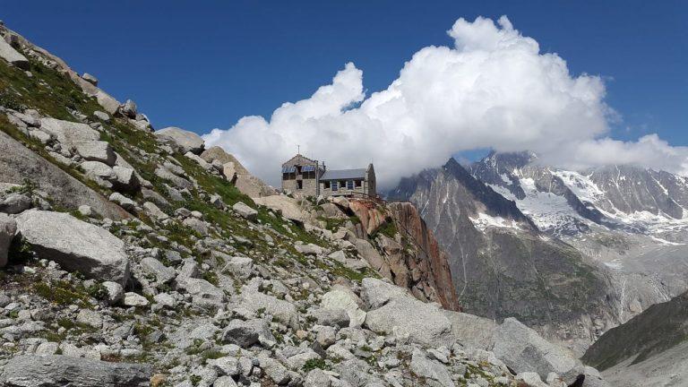 UTMB (Ultratrail Mont Blanc). 25/08 – 01/09