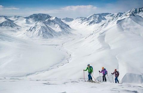 Viaje esqui Kirguistan