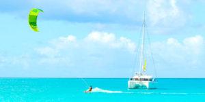 Viaje kitesurf Caribe